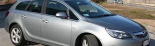 Prova Opel Astra Sports Tourer 2.0 CDTI Cosmo S