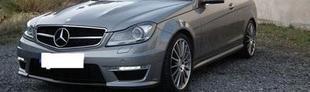 Prova Mercedes C Coupé 63 AMG Performance
