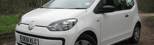 Prova Volkswagen up! 1.0 take up!