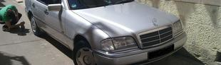 Prova Mercedes C