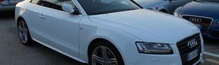 Prova Audi A5 2.0  TDI Ambiente