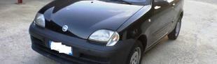Prova Fiat 600 1.1