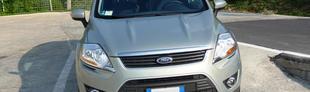 Prova Ford Kuga 2.0 TDCi DPF 4WD Titanium