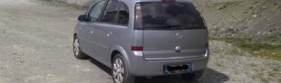 Prova Opel Meriva 1.4 Enjoy
