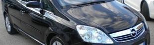 Prova Opel Zafira 1.6 ecoM Cosmo