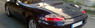 Prova Porsche Boxster 2.7i 24V cat