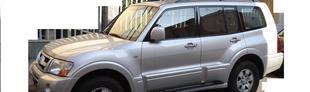 Prova Mitsubishi Pajero 3.2 16V DI-D 5p. GLS1