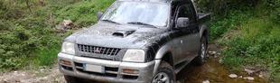 Prova Mitsubishi L200