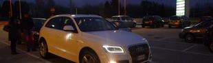 Prova Audi Q5 2.0 TDI 177 CV Clean Diesel Advanced Plus S tronic quattro