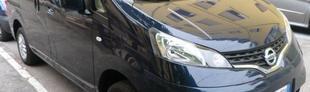 Prova Nissan Evalia 1.5 dCi 90 CV Acenta 7 posti