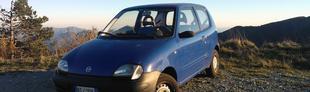 Prova Fiat Seicento 1.1i cat S