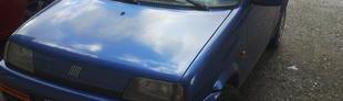Prova Fiat Cinquecento 1.1i cat Sporting