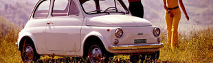 Prova Fiat Cinquecento