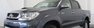 Prova Toyota Hilux 3.0 D-4D 4x4 Double Cab SR