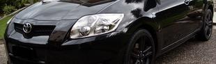 Prova Toyota Auris 2.2 D-CAT 5p