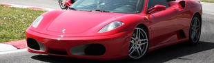 Prova Ferrari 430 F430 Spider