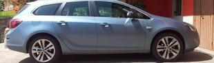Prova Opel Astra Sports Tourer 1.4 Turbo 140 CV Cosmo