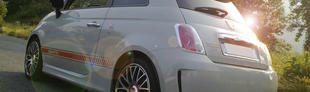 Prova Abarth 500 1.4 16V  T-jet Custom