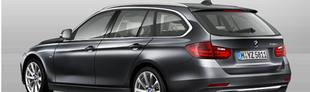Prova BMW Serie 3 Touring 316d