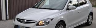 Prova Hyundai i30 1.6 CRDi 90 CV 6m Comfort DPF