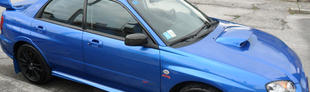 Prova Subaru Impreza 2.0 turbo 16V STi YL DCCD