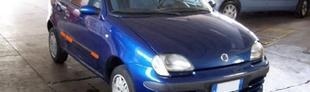 Prova Fiat Seicento 1.1i cat EL