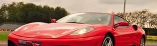 Prova Ferrari 430 F430