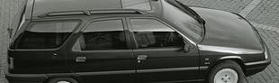 Prova Citroën ZX 1.9 diesel Break XP