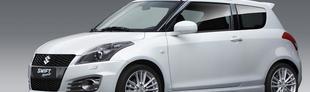 Prova Suzuki Swift 1.6 16V Sport 3 porte
