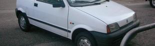 Prova Fiat Cinquecento 700 cat ED