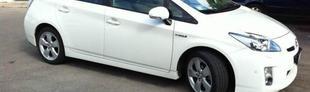 Prova Toyota Prius 1.8 HSD Executive