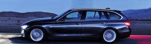 Prova BMW Serie 3 Touring 318d Sport Steptronic