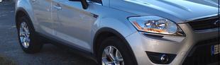 Prova Ford Kuga 2.0 TDCi DPF 4WD Plus