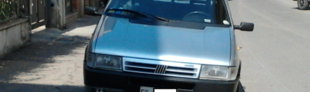 Prova Fiat Uno 1.1 i.e. cat 5 porte SX