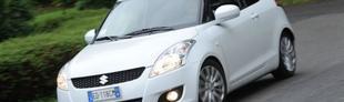 Prova Suzuki Swift 1.2 GL Style 5 porte