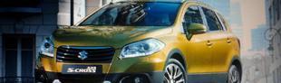 Prova Suzuki S-Cross 1.6 DDiS Style 4WD