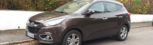 Prova Hyundai ix35 2.0 CRDi 184 CV Xpossible 4WD Automatica