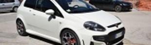 Prova Abarth Punto Evo 1.4 16V Turbo Multiair S&S 165 CV