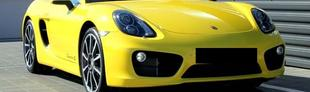 Prova Porsche Cayman 3.4 S
