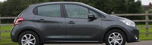 Prova Peugeot 208 1.4 8V HDi 68 CV Active 5p