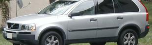 Prova Volvo XC90 2.4 D5 AWD Geratronic Polar