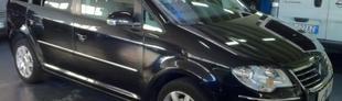 Prova Volkswagen Touran 1.9 TDI Trendline DSG 7 posti