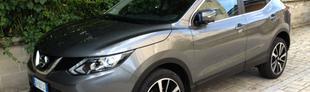 Prova Nissan Qashqai 1.6 dCi Tekna 4WD