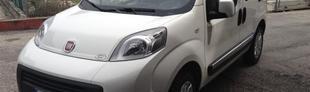 Prova Fiat Qubo 1.3 16V Multijet 95 CV Trekking