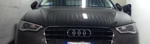 Prova Audi A3 Sportback 1.4 TFSI g-tron Ambiente