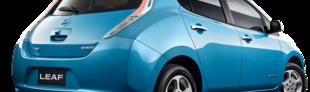 Prova Nissan Leaf Acenta