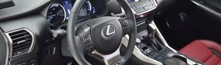 Prova Lexus NX Hybrid 300h F Sport 4WD