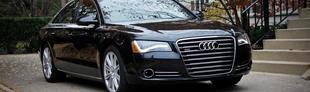 Prova Audi A8 3.0 V6 TDI 204 CV tiptronic