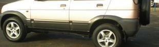Prova Daihatsu Terios 1.3i 16V 4WD SX