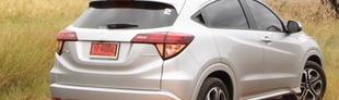 Prova Honda HR-V 1.6i 16V 3 porte